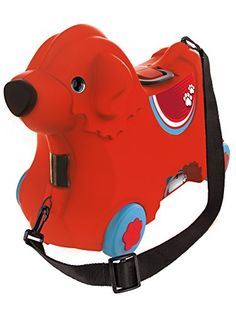 """Shop BIG 800055352 """"Bobby-Trolley Blue Ride On Suitcase Toy. Bobby Car, Snoopy, Sports Equipment, Scooby Doo, Minions, Suitcase, Disney Characters, Fictional Characters, Ebay"""