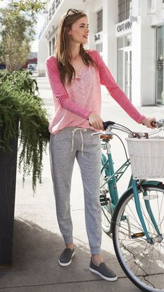 Cruise through the week in our coziest collection yet, our new Make Your Move Collection!