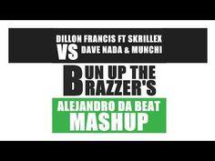Lo  nuevo: Dillon Francis Ft Skrillex Vs Dave Nada & Munchi - (Bun Up The Brazzer's) [Alejandro Da Beat Mashup] [Audio]   Ver mas: http://ift.tt/2ry4SPb  #Relecty