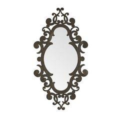 Laser-Cut Mirror $129.95  http://www.pier1.com/Laser-Cut-Mirror/2565868,default,pd.html?cgid=bedroom_powder