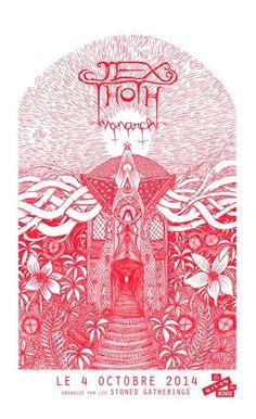 Jex Thoth // Monarch
