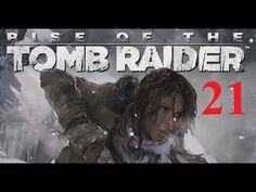 Rise of the Tomb Raider PS4 - PC - XboxOne - Maxy Long Gameplay {21}