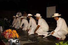 baile típico de los hombres