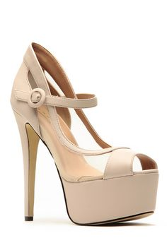 Glaze Tan Heels