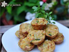 Olor a jazmín: Mini cocas de verduras (fáciles y rápidas)