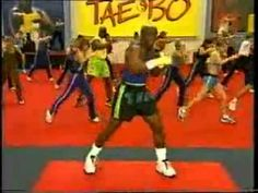 Tae bo billy blanks 8 minute workout