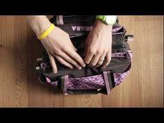 Testato da papà! La borsa fasciatoio da viaggio!