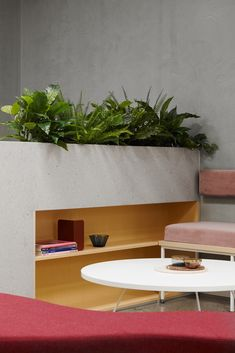 Waiting Area, Workspace Design, Layout, Page Layout, Workplace Design