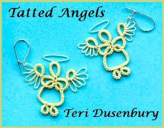 Tatted Angel Designed by Teri Dusenbury