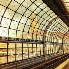 Trainstation Berlin Spandau