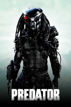 This poster was uploaded by XDM on March 2020 Wolf Predator, Predator Alien, Predator Cosplay, Dont Touch My Phone Wallpapers, Aliens, Tag Art, Great Artists, Hero, Movies