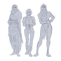 tfw ur squad is the inquisitor and queen and ur kinda just there  @klc-journei @picchar