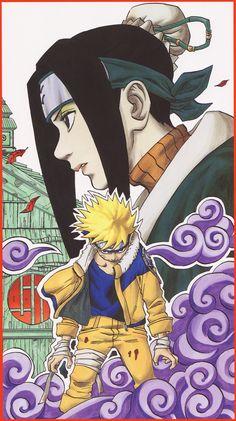 Naruto: Naruto and Haku Anime Naruto, Manga Anime, Wallpaper Naruto Shippuden, Naruto Uzumaki Shippuden, Naruto Kakashi, Naruto Wallpaper, Naruto Art, Otaku Anime, Manga Art