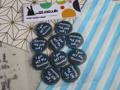 Personalised Badges, Custom Badges, Custom Buttons, Badge Maker, Badge Template, Badge Creator, Thing 1, Badge Design, Button Badge