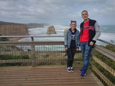 Great ocean road day 2 @ladwithav  #Australia #oz #exchangeyear #12apostles #greatoceanroad #nofilter by nicolaeastonx