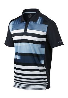 Oakley Golf – Short Sleeve Lyons Polo  OakleyGolf Golf Fashion b5e0b92aaf4b