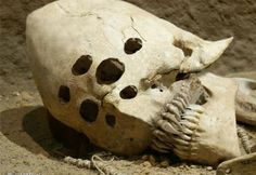A Collection Of The Strangest Skulls Ever Discovered | Mysterious Earth Aliens And Ufos, Ancient Aliens, Ancient History, Tudor History, Unexplained Mysteries, Unexplained Phenomena, Paranormal, Terre Plate, World History