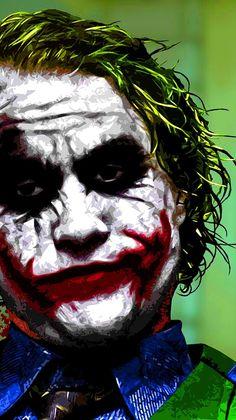 Batman-Joker-Heath-Ledger-Wallpaper-iPhone-Wallpaper Source by Joker Iphone Wallpaper, Joker Wallpapers, Man Wallpaper, Iphone Wallpapers, Live Wallpapers, Heath Ledger Joker Wallpaper, Fotos Do Joker, Joker Comic, Joker Batman