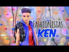 Unbox Daily:  Barbie Fashionistas - Hip Hoodie Ken - Doll Review - 4K - YouTube
