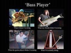 bass players