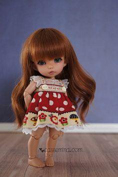 Pixie (Tan Pukifee Ante) by CasseminaPie, via Flickr