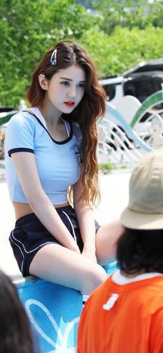 Korean Beauty Girls, Pretty Korean Girls, Korean Girl Fashion, Cute Korean Girl, Sexy Asian Girls, South Korean Girls, Korean Girl Groups, Asian Beauty, Japonesas Hot