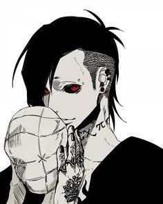 Uta ||| Tokyo Ghoul Fan Art
