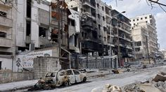 Criticism comes days after Russian forces helped Assad government take control of Aleppo, displacing tens of thousands.