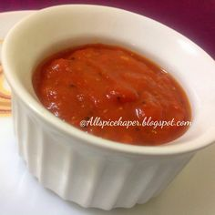 Allspice: Instant Tomato Pickle/Chutney