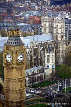 Big Ben Tower & Westminster - Descubre Londres: www.blogdelondres.es