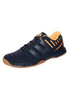 adidas Performance ESSENCE 11 - Handballschuh - phantom/carbon/neo orange - Zalando.de #AD542A1I3-C11 #adidas Performance #null #grau #black #schwarz #orange #gepolstert #dämpfung - Handball spielen - Handball spielen