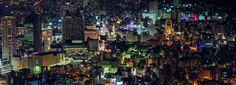 Osaka Cityscape Panorama   Flickr - Photo Sharing!