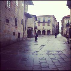 #Pontevedra....sus calles, zona de copas y tiendas de ropa