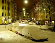 Helsinki, Töölö.