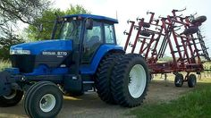New Holland Agriculture, Ford Tractors, Ford News, Vehicles, Toys, Big, Tractor, Activity Toys, Clearance Toys