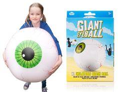 Giant Eyeball Beach Ball Gives You That Third Eye You've Been Missing -  #beach #eyeball #summer