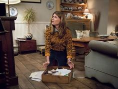 Sharon Horgan in Catastrophe Season 3 Sharon Horgan, Side Sleeper Pillow, Leopard Sweater, Buy Photos, Natural Remedies For Anxiety, Best Acne Treatment, Stitch Fix Outfits, Retro Look, Eclectic Style