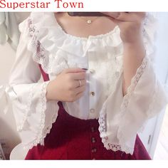 Cheap blouse white, Buy Quality blouse sweater directly from China shirt Suppliers:                      Japanese Kawaii Clothes Anime Women Hoodies Harajuku Sweatshirt Cute Hoodi