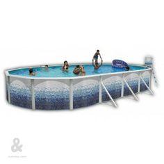 1000 images about piscinas montables de acero on - Piscinas de acero galvanizado ...