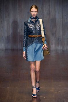 Gucci Spring 2015 Ready-to-Wear Collection