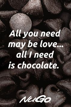 All # # # - Schokolade Chocolate Love Quotes, Chocolate Humor, I Love Chocolate, Chocolate Lovers, Healthy Chocolate, Happy Quotes, Me Quotes, Qoutes, Fonts Quotes