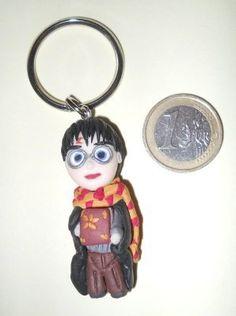 portachiavi Harry Potter, by creasouvenir di Eliza, 15,00 € su misshobby.com