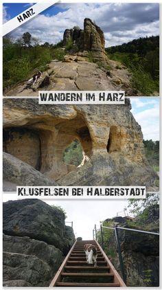Ausgangs- und Endpunkt: Halberstadt, Parkplatz Aufstieg: 260 m Abstieg: 260 m Länge: 15,4 km Dauer: 3:30h Stempelstellen: keine Wanderlust, Nature, Travel, Parking Space, Rocks, Destinations, Naturaleza, Viajes, Traveling