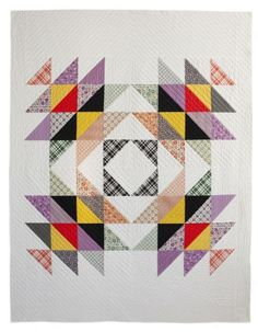 Calico Swing quilt by Denyse Schmidt