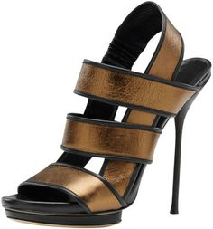19e0115ef7c Gucci Gold Bette Highheel Platform Sandal Bronze Metallic  Shoes  Heels  Gucci Shoes