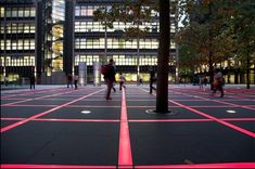 Revitalizing London's Finsbury Avenue Square - http://landarchs.com/revitalizing-londons-finsbury-avenue-square/