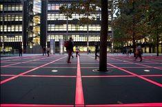 Revitalizing London's Finsbury Avenue Square - http://landarchs.com/revitalizing-londons-finsbury-avenue-square/ #landarch #urbandesign