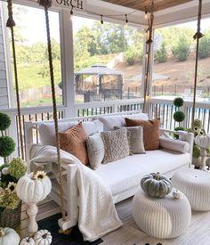 Dream Home Design, My Dream Home, Dream House Plans, New Homes, Rope Swing, Decor Ideas, Internet, Social Media, Seasonal Decor