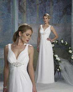 Lovely New Destination Style Wedding Gown Sz 8-12