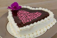 Bolo Dia dos Namorados - Receitas de Mãe